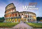 World Wonders kalendář nástěnný 2017