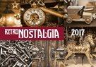 Retro Nostalgia kalendář nástěnný 2017