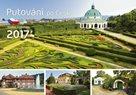 Putování po Česku kalendář nástěnný 2017