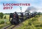 Locomotives kalendář nástěnný 2017
