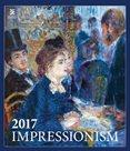 Impressionism/Exclusive kalendář nástěnný 2017