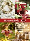 Home Made kalendář nástěnný 2017