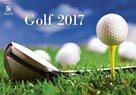 Golf/Exclusive kalendář nástěnný 2017