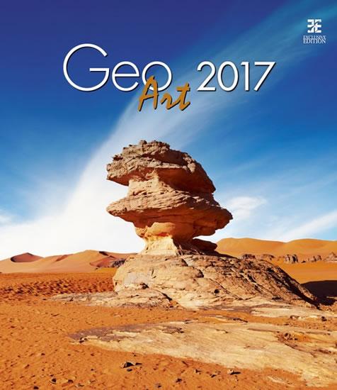 Geo Art/Exclusive kalendář nástěnný 2017 - neuveden - 45x52 cm
