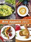 Bon Appetit + 12 receptů kalendář nástěnný 2017
