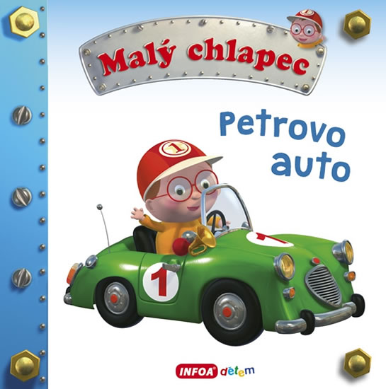 Malý chlapec - Petrovo auto - neuveden