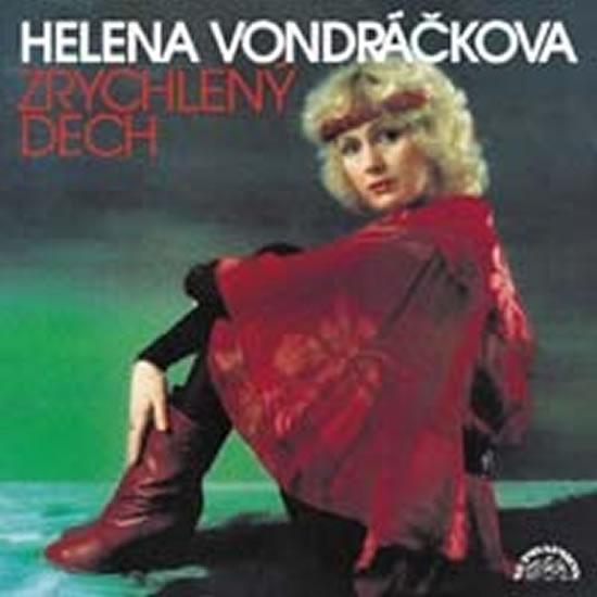 Kolekce 11 - Zrychlený dech - CD - Vondráčková Helena