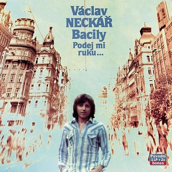 Kolekce 9 - Podej mi ruku a projdem Václavák - CD - Neckář Václav