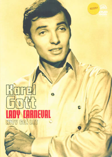 Hity 60. let. Lady Carneval - DVD - Gott Karel