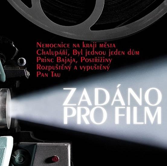 Zadáno pro film - CD - Různí interpreti