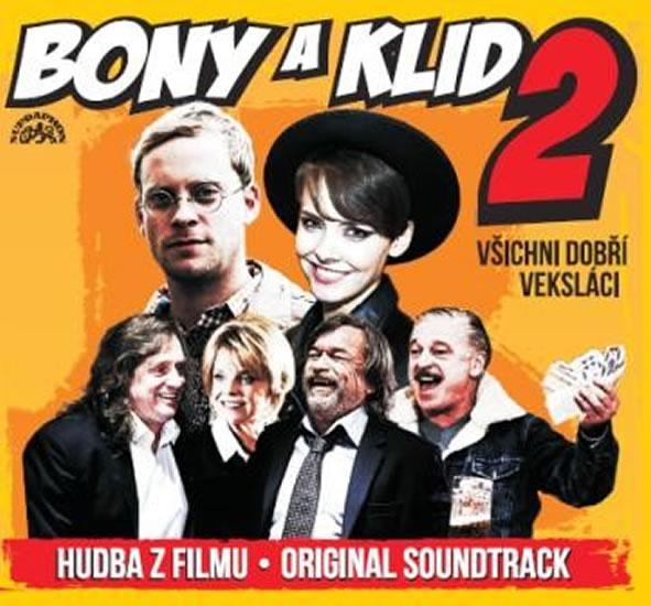 Bony a klid 2 - CD - Různí interpreti