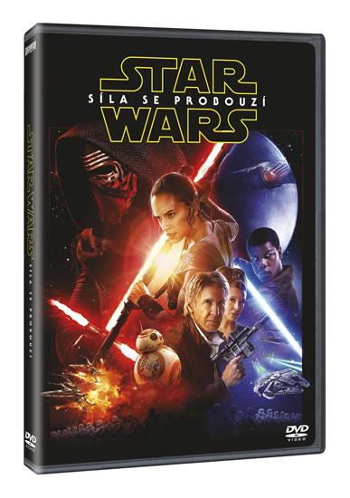 Star Wars: Síla se probouzí DVD - neuveden