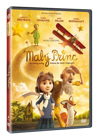 Malý princ DVD - neuveden