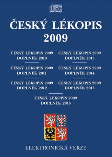 Český lékopis 2009, ČL 2009 - Doplněk 2010, ČL 2009 - Doplněk 2011, ČL 2009 - Doplněk 2012, ČL 2009 - neuveden, Doprava zdarma