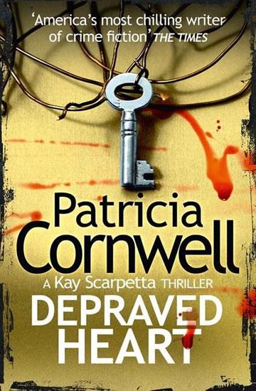 Depraved Heart - Cornwellová Patricia