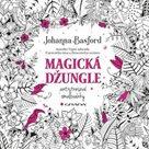 Magická džungle - Antistresové omalovánky