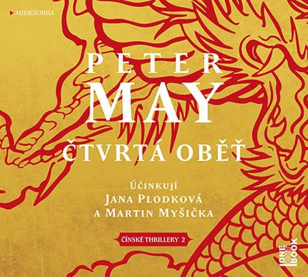 CD Čtvrtá oběť - May Peter