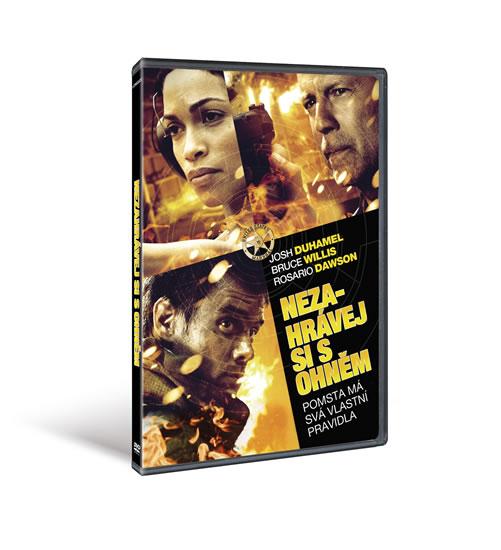 Nezahrávej si s ohněm - DVD - neuveden