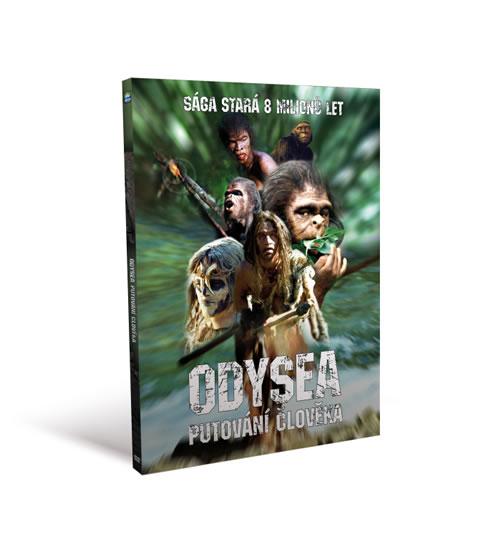 Odysea: Putování člověka - DVD - neuveden