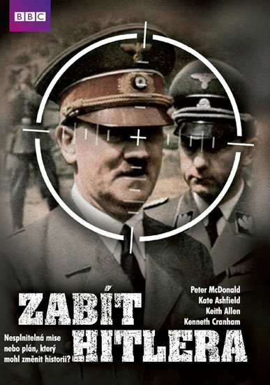 Zabít Hitlera - DVD - neuveden