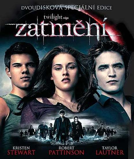 Twilight sága: Zatmění S.E. /2Bluray - neuveden