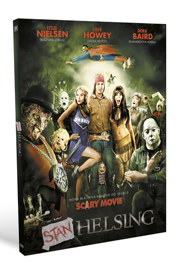 Stan Helsing - DVD - neuveden