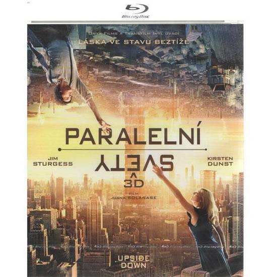 Paralelní světy 3D+2D - Bluray - neuveden