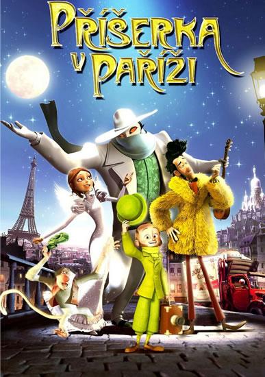 Příšerka v Paříži - DVD - neuveden