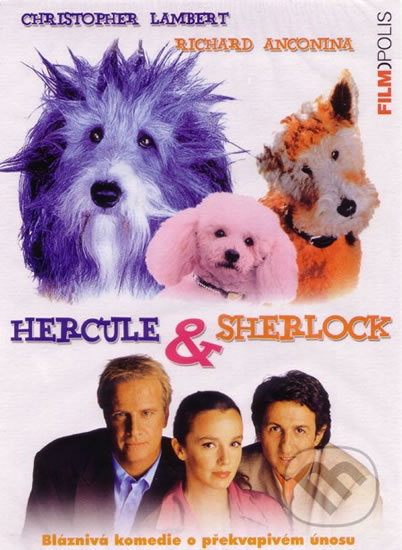 Hercule & Sherlock - DVD - neuveden