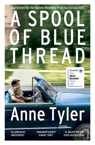 A Spool of Blue Thread - Tylerová Anne