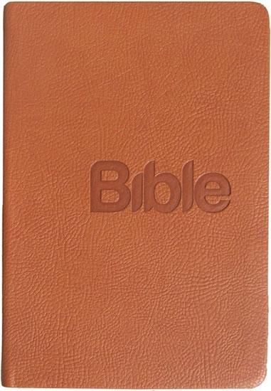 BIBLE překlad 21. století - charme hnědá - neuveden
