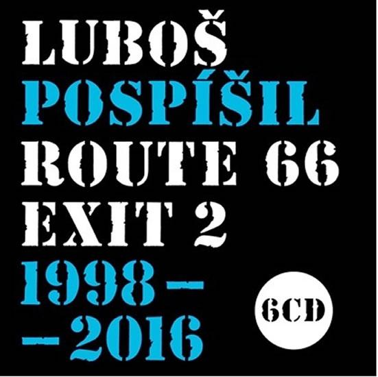 Route 66 - Exit 2 - 1998-2016 - 6CD - Pospíšil Luboš