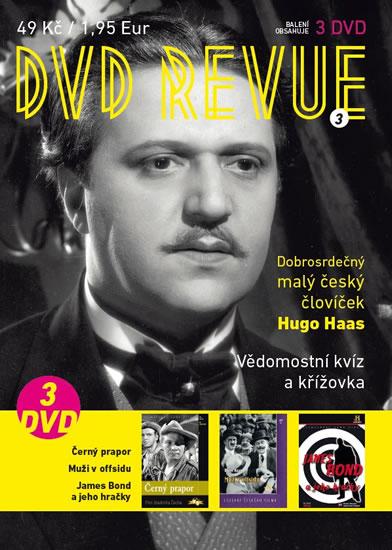 DVD Revue 3 - 3 DVD - neuveden