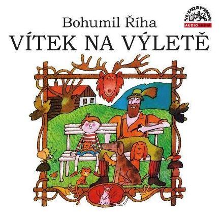 CD Vítek na výletě - Říha Bohumil, Sleva 11%