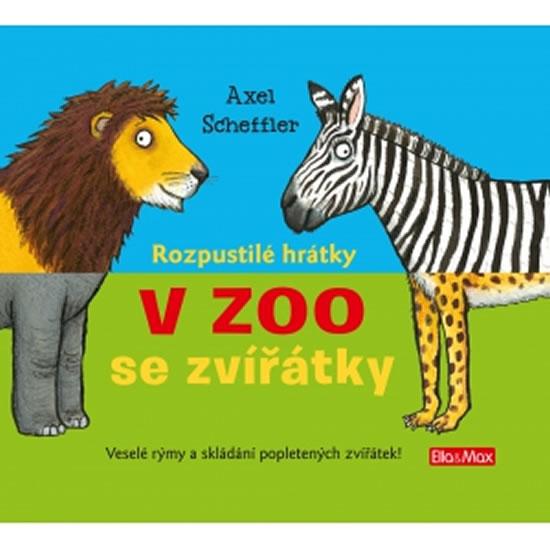 Levně Rozpustilé hrátky V zoo se zvířatky - neuveden