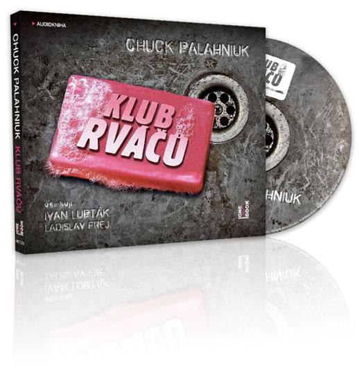 CD Klub rváčů - Palahniuk Chuck