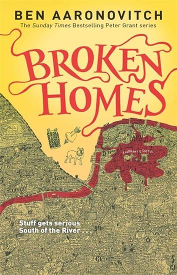 Broken Homes - Aaronovitch Ben