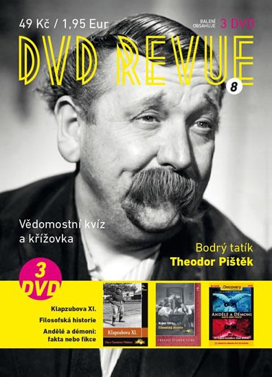 DVD Revue 8 - 3 DVD - neuveden