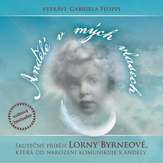 Andělé v mých vlasech - CDmp3 - Byrneová Lorna
