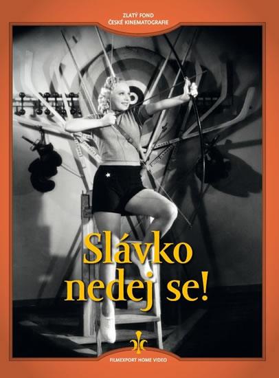 Slávko nedej se! - DVD (digipack) - neuveden