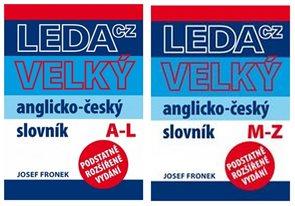Velký AČ slovník - Fronek (2 knihy)