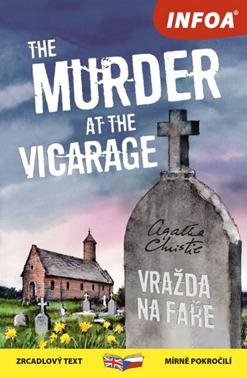Vražda na faře / The Murder at the Vicarage - Zrcadlová četba - Christie Agatha