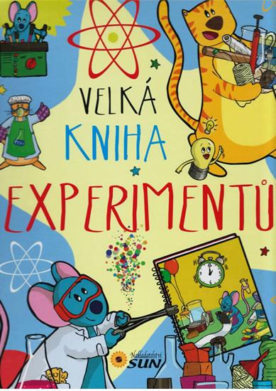 Velká kniha experimentů - neuveden