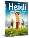 DVD Heidi, děvčátko z hor