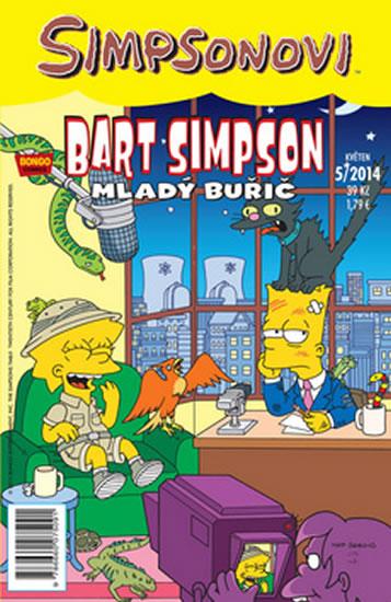 Simpsonovi - Bart Simpson 05/2014 - Mladý buřič - neuveden