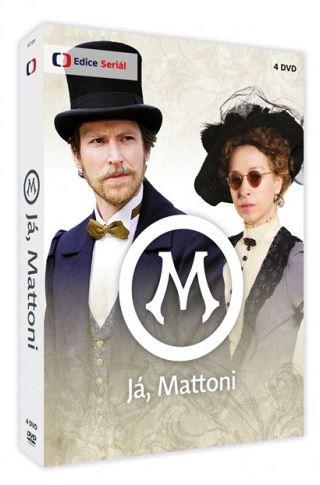 Já, Mattoni - 4 DVD - neuveden
