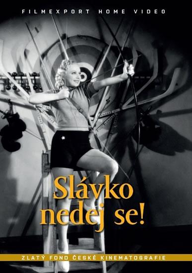 DVD Slávko nedej se! - BOX - neuveden