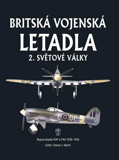 Britská vojenská letadla 2. světové války - March Daniel J.