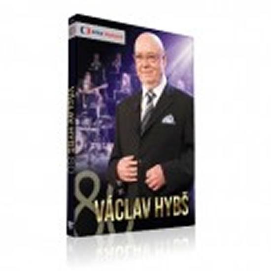 Václav Hybš 80 - DVD - Hybš Václav