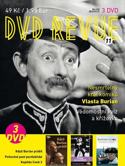 DVD Revue 11 - 3 DVD - neuveden